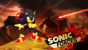 Sonic Forces by Fredbearthe