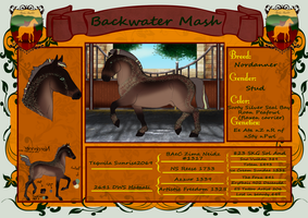 3409 Backwater Mash by AutumnCreekFarms