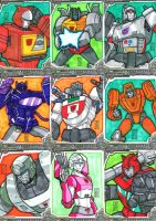 TF sketch cards set 03 by iq40