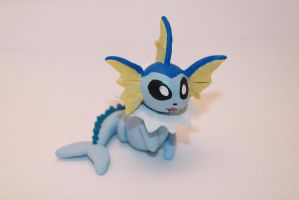 Little Vaporeon by Kauritsuo