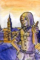 APH Poland- So, Like Totally Alive and Kickin' by tomato-bird