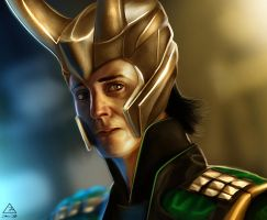 Loki by TheFearMaster