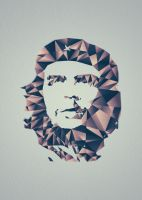 Che Guevara poster by knolte4fun
