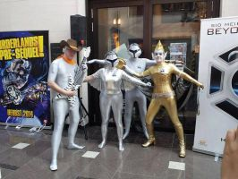 Silverhawks by crazy-costumes