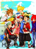 poke trainers by mohja