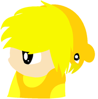 Lineless practice - Yellow by Ask-Minish-Yellow