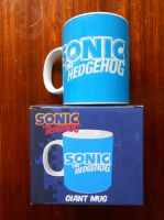 Classic Sonic Winking Face Giant Mug (Picture 2) by BoomSonic514