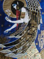 Archangel Michael by Tagwerk