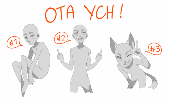 [CLOSED] YCH! by MADoptables