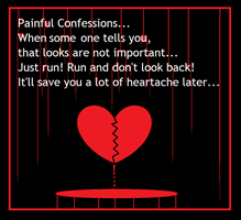 Painful Confessions... by LinkNZeldaForever
