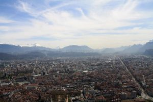 Grenoble by Helliew