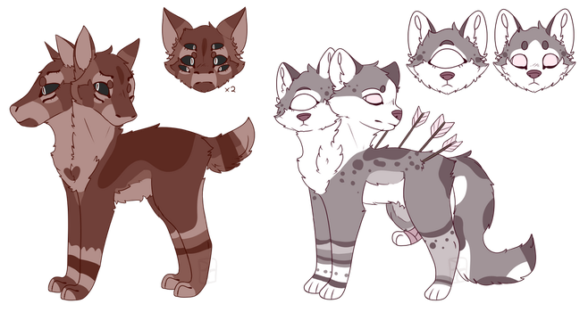 White Light (Closed Adopts) by Deer-Doq
