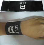 Handmade: SKET Dance Wristband by Southrobin