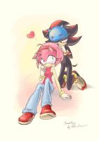 Sonic is that you? by Fenix-Dream