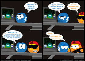 SC213 - Most Dangerous Game 13 by simpleCOMICS