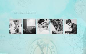 SHINee Dream Girl Wallpaper v1 by bananamilk-tae