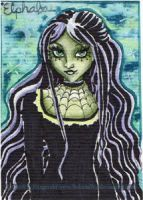 Wicked Witch of the West ACEO by SashaFitzgerald