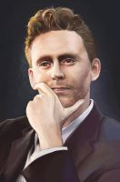 LokiTom hiddleston by blue1123