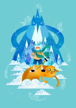 Adventure Time! by La-Cosmique
