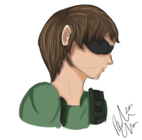 Eyepatch - Lilithay Request by frebecca