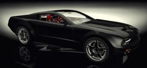 Ford Mustang GT Concept by TheImNobody