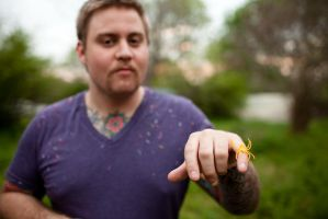Spider Ring by BurlapZack