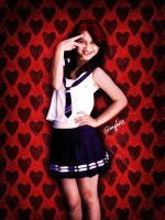 Melody JKT48 by SaintOfArt