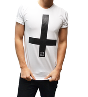 NOH8 inverted cross shirt by tooqueer