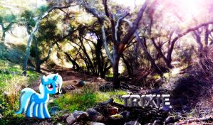 Trixie Nature Wallpaper by InternationalTCK