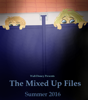The Mixed Up Files for Books into Disney Movie by SonicandDisneyland1