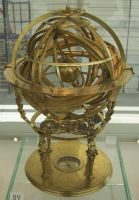 Armillary Sphere by LadyVenovel