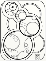 Circle Gallifreyan: Time of the Doctor by The-Tinidril