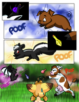Animal Fight - page 3 by goldfish078