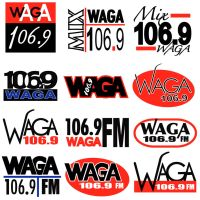 WAGA Logo Designs by grace2design
