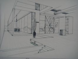 Two Point Perspective by Jibari-chan