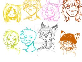 Somos animales owo by sayhe1234