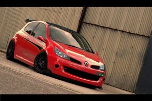 Renault Clio by mbport