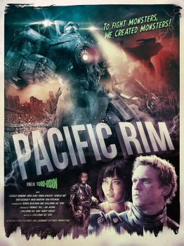 Pacific Rim by turk1672