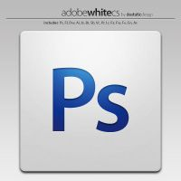 Adobe White CS by mrwonderr