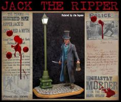 Jack The Ripper 4 by Blairsculpture