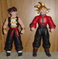 Chris and Garm Figures by bobrox15