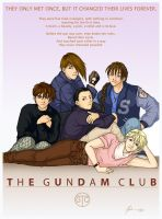 The Gundam Club by bluecranberries