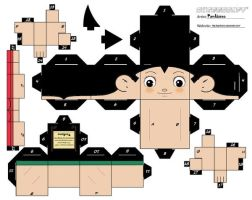 Astro Boy Cubee by Pankismo