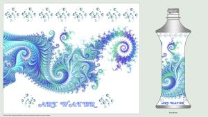 Art Water -Lux by LaxmiJayaraj