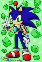 The Sonic Simulator by emichaca