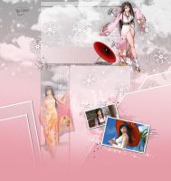 Kokoro- Dead for alive FREE bg by demeters