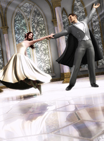 Dancing With The Bard by oriridraco
