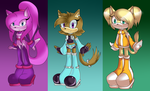 Modern Cat Adopts Batch 2/3 by AdoptSonicCharacter