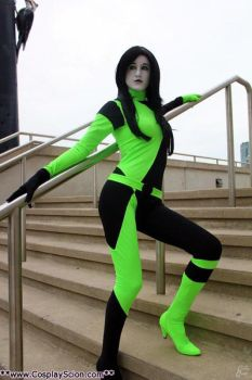 Shego Commission by The-Cosplay-Scion