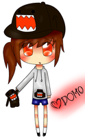 Love Domo version 2 by lukystar45